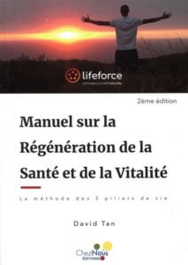 livre LIFE FORCE DAVID TAN