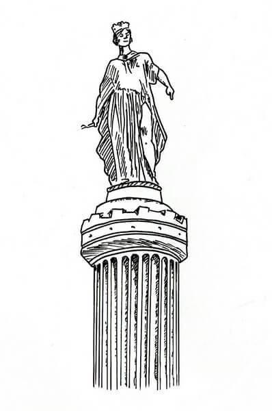 La déesse à Lille