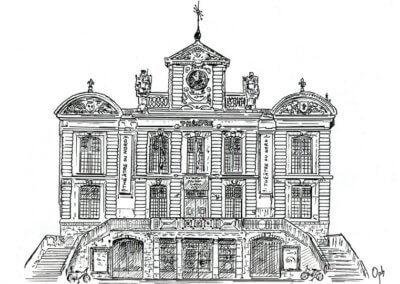 Théâtre du nord à Lille