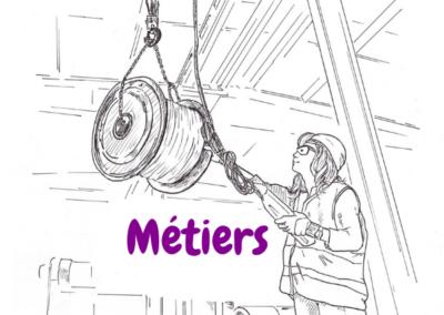 Métiers
